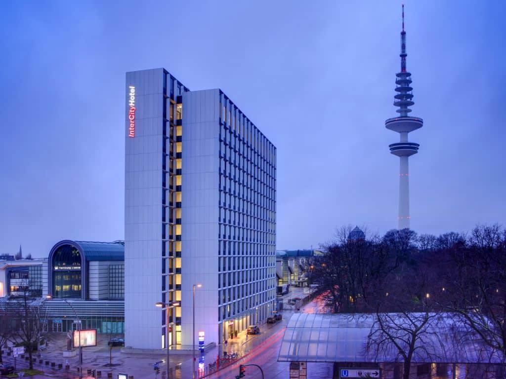 IntercityHotel Hamburg Dammtor Messe